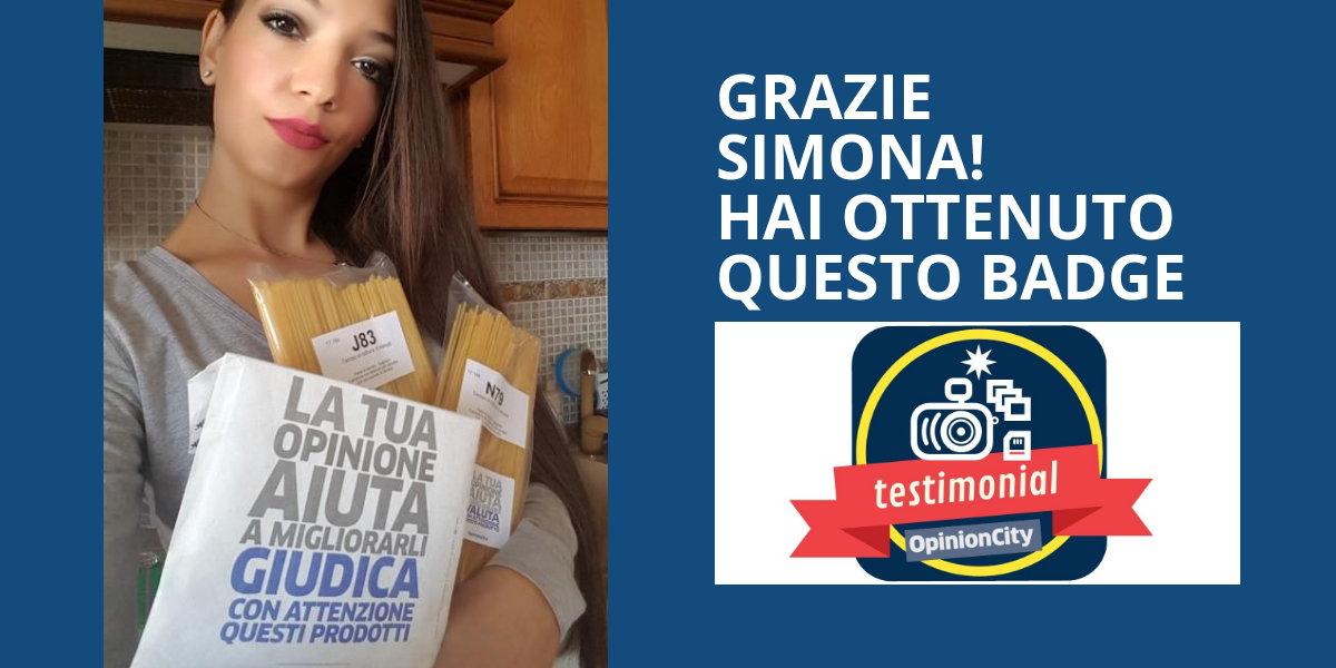 Simona testimonial