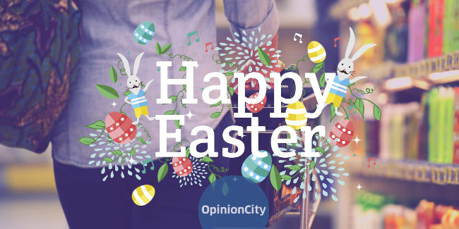 Buona Pasqua da OpinionCity