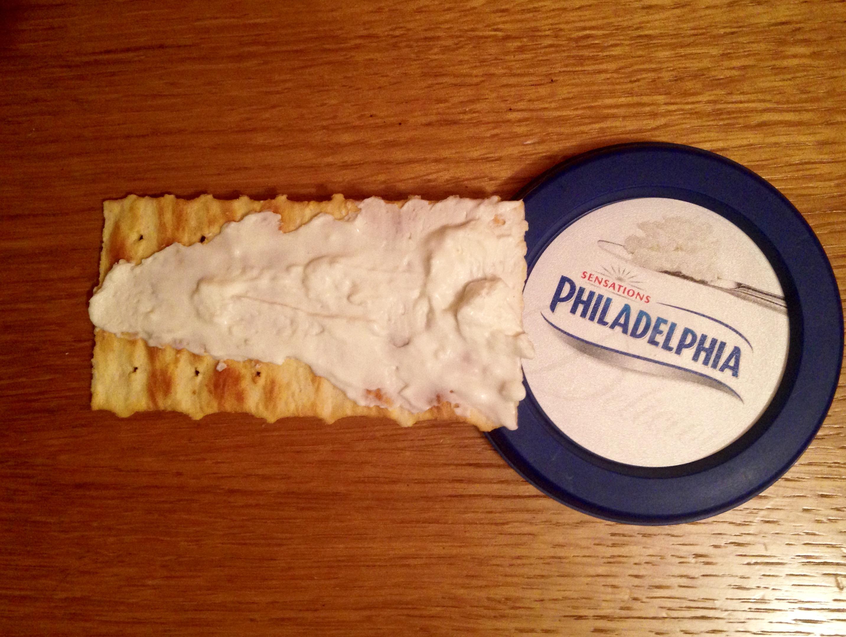 Test di prodotto sul Philadelphia Mousse