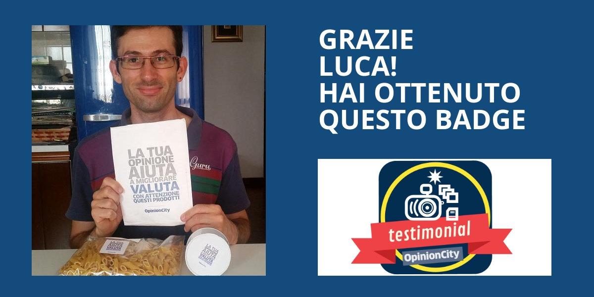testimonial Luca